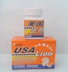 Lion USA (Obat Kuat Pria)