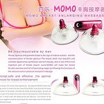 Momo Breast Enhancer Alat Sex Vibrator