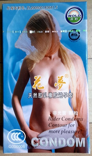 Aneka Kondom Rider Condoms