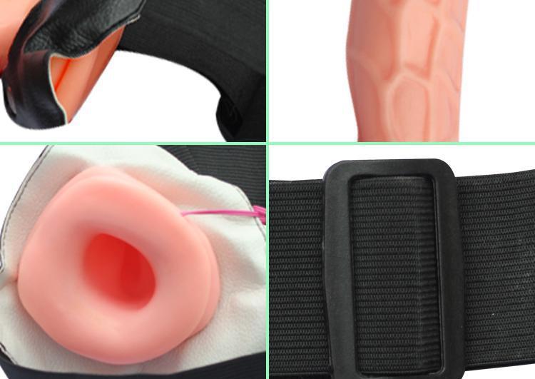 Vibro Play Penis Silikon