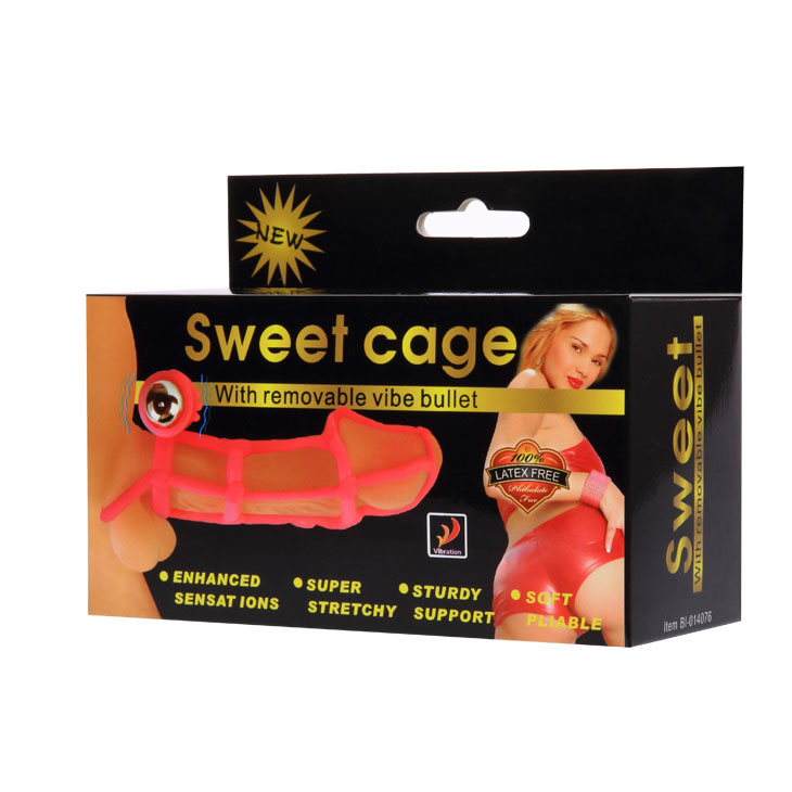 Sweet Cage Sex Toys Penis