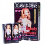 Orgasmus Creme Beauty Treasure