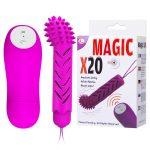 Alat Bantu Sex Wanita – Magic X20 item 120627