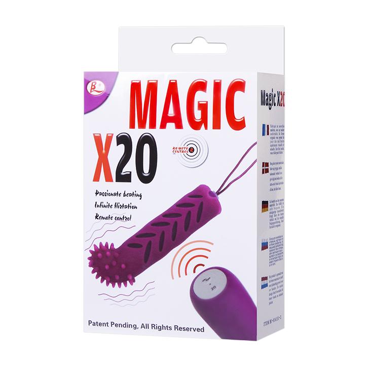Alat Bantu Sex Wanita Magic X20 item 120627