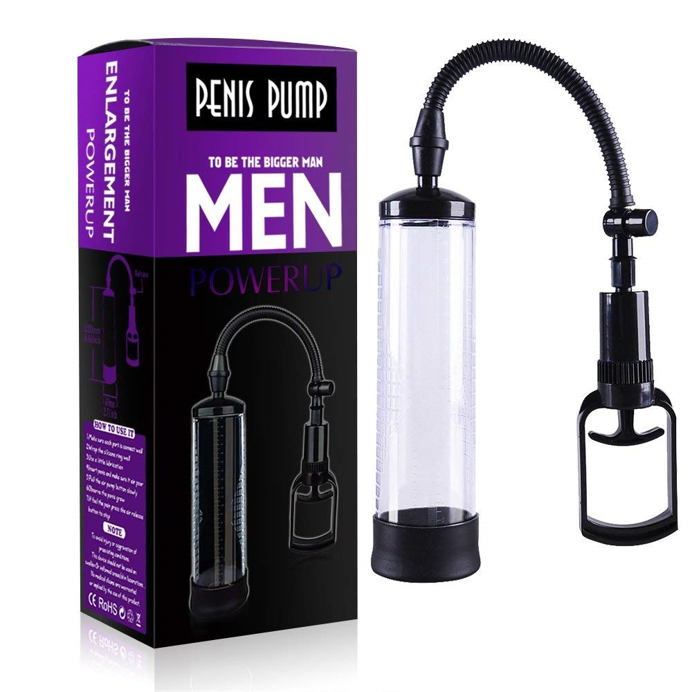 VACUM PENIS PUMP MEN ORIGINAL