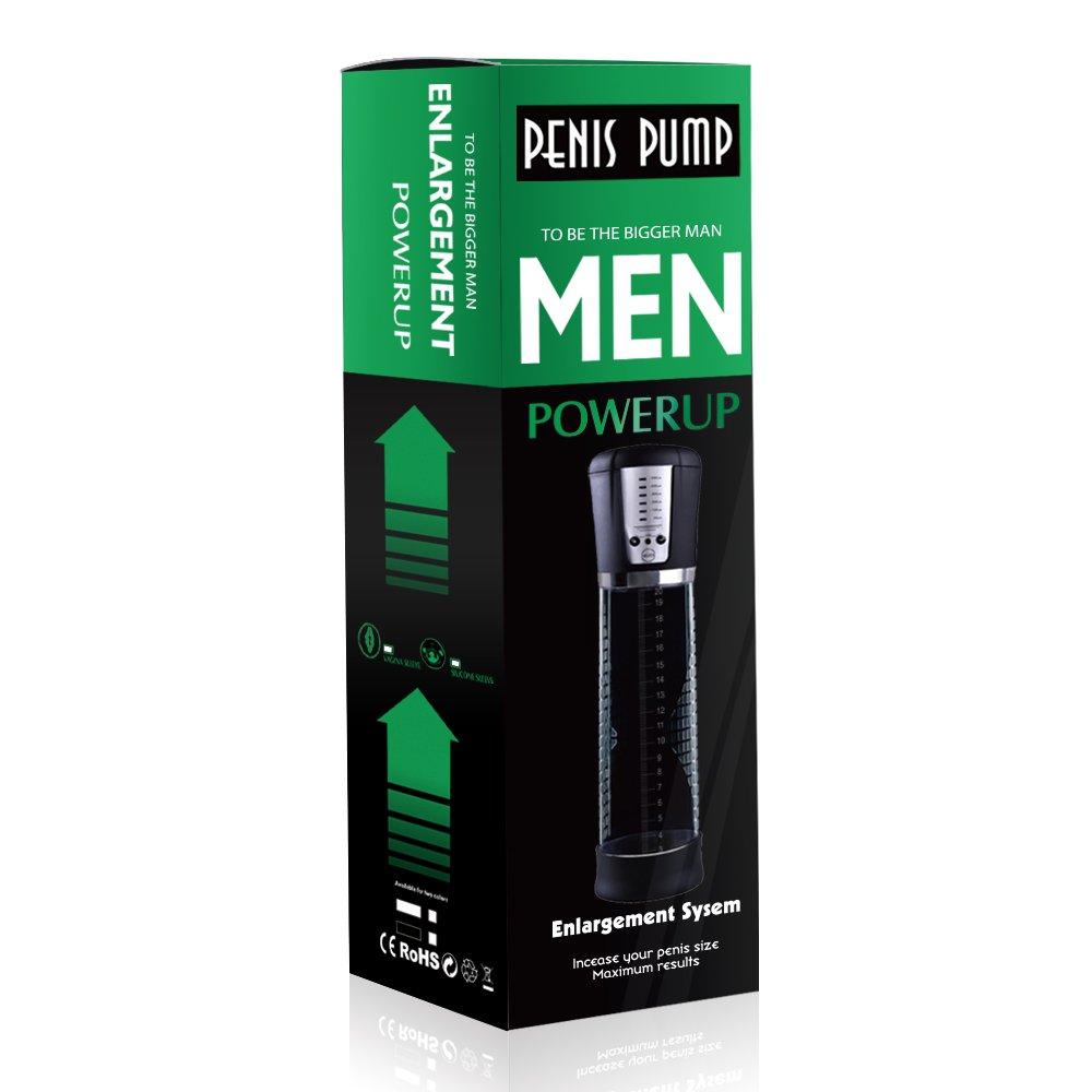 Penis Pump Men Power Up USB