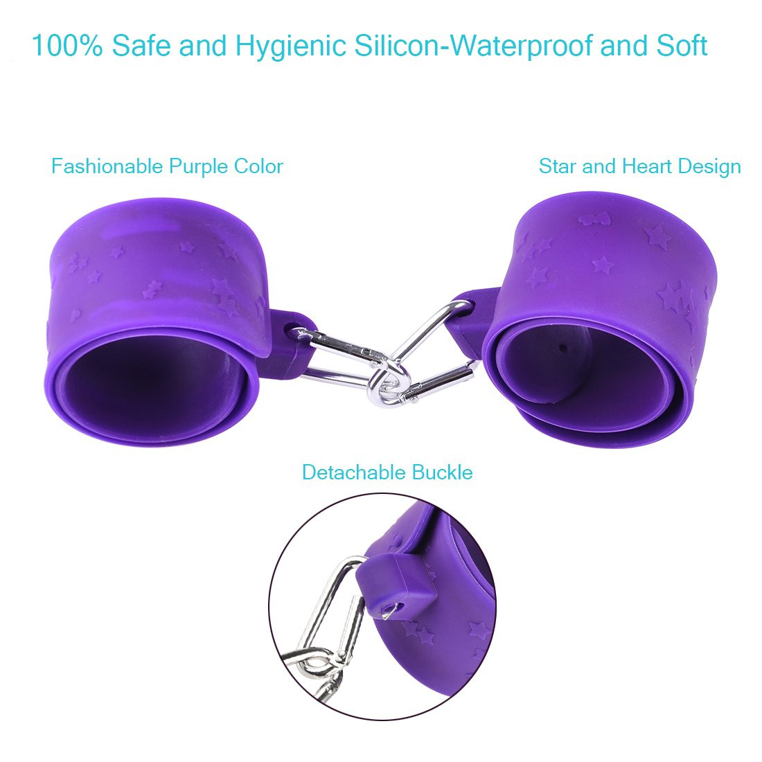 Perfect Gift Handcuff Eye Masker Vibrator
