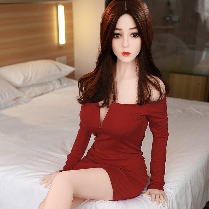 Alat Bantu Sex Pria Boneka Full Body Full Silikon 165cm