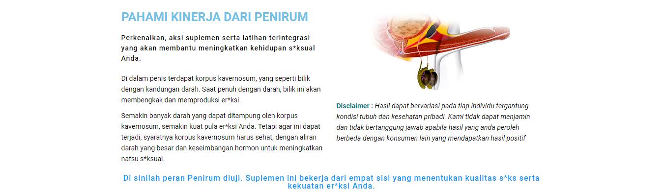 Penirum Herbal Original