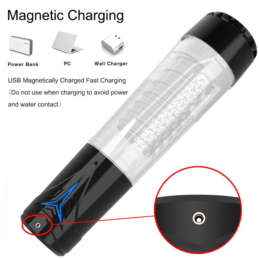 Alat Sex Electric Penis Pump USB