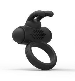 Ring Penis Rabbit Vibrator