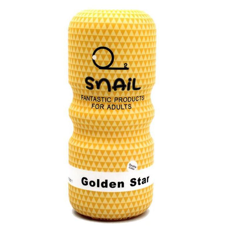 Snail Cup Masturbation