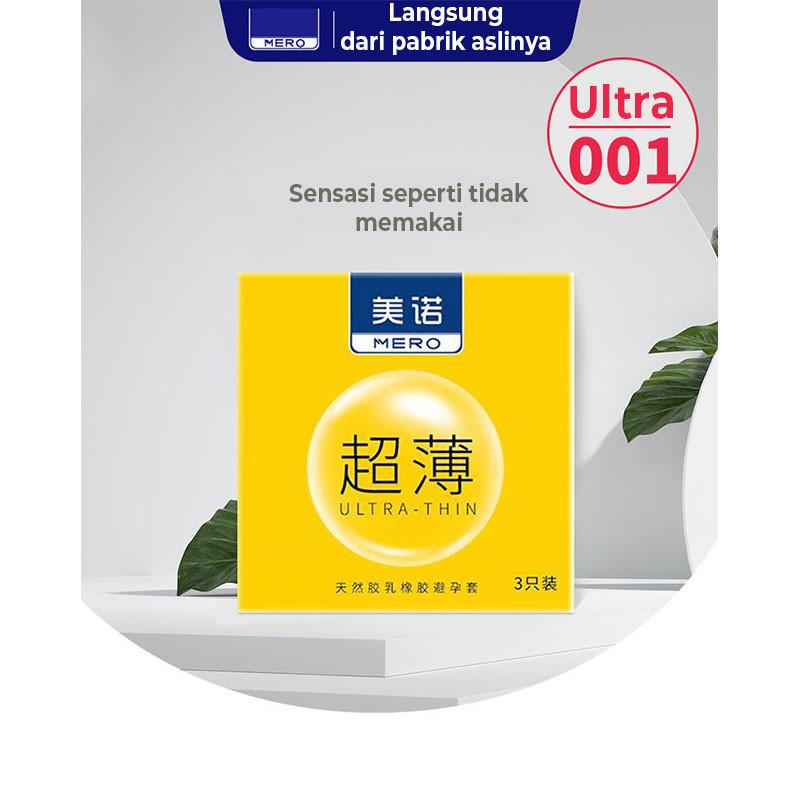 Ultra Thin Condom 3Pcs