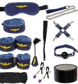 SM Flight Leather 12Pcs