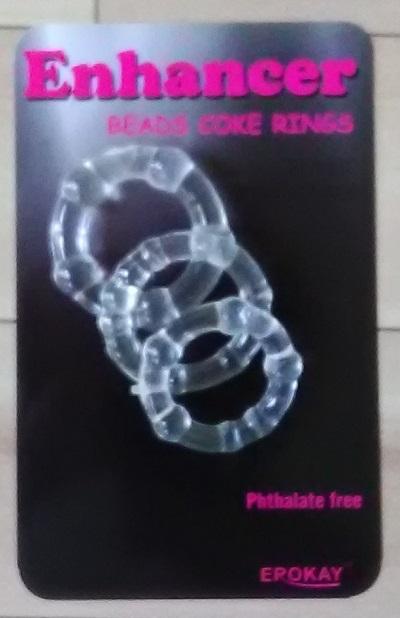 Beaded Cock Rings (Ring Penis)