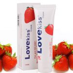 Love Kiss Cream Lubrican / Pelicin