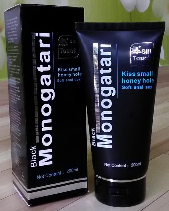Lubricant Monogatari Black