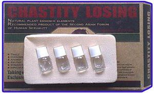 Chastity Losing Obat Perangsang Cair