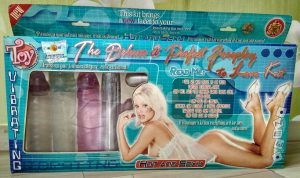 Alat Bantu Sex Wanita Perfect Foreplay Love Kit