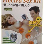 Electro Sex Kit Vibrator