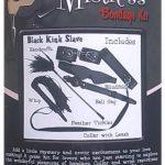 Mistress Black Kink Slave Perlengkapan BDSM